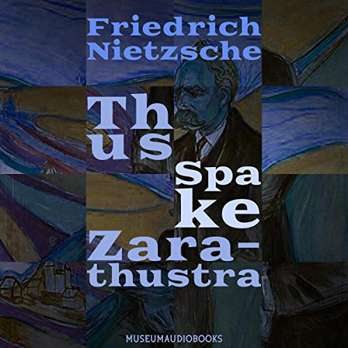Thus Spake Zarathustra cover art