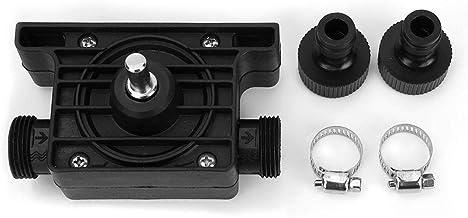 Pompe de perceuse /à main , Mini pompe /à eau de perceuse /à amor/çage automatique Mati/ère plastique ding/énierie Pompe /à eau de perceuse /électrique /à la maison