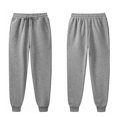 WANC Novedades Pantalones Deportivos Casuales para Hombre Pantalones De Jogging Pantalones Largos Ropa De Jogging Pantalones con CordóN Deportes De OtoñO
