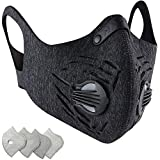 BASE CAMP Urban Dust Mask with Activated Carbon Filter -Neoprene Material- First Generation of BASE...