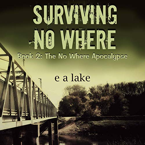 Surviving No Where audiobook cover art