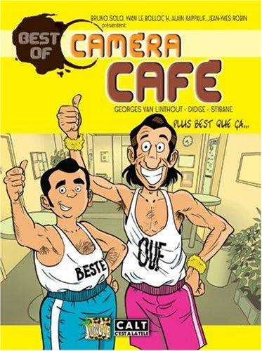 best of camera cafe: PLUS BEST QUE CA... (JUNGLE)