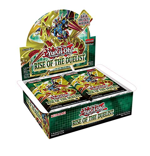 Yu-Gi-Oh! TRADING CARD GAME Display - Rise of the Duelist - Deutsche Ausgabe