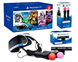 PlayStation VR2 MegaPack 2 Astro Bot + Skyrim V + Resident Evil 7 + Everybody's Golf + VR Worlds + Cámara V2 + Pack 2 Mandos Move Twin