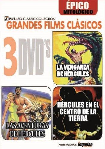 Grandes films clásicos: Épico y mitológico (Vol. 1) [DVD]