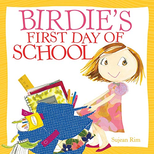 Birdie's First Day of School cover art