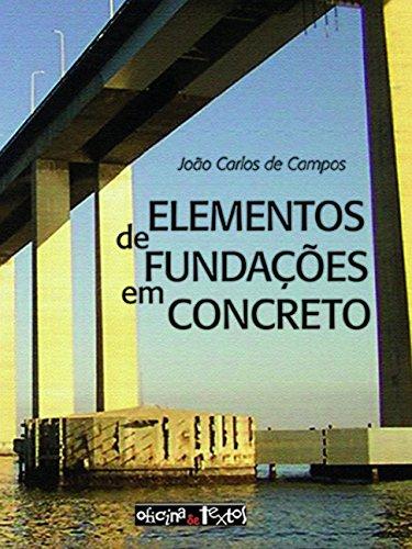 Elementos de Fundações em Concreto