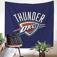 バスケットボールチームタペストリー壁掛けタペストリー壁の背景リビングルームのギフトデコレーション寝室寮アパートデジタル印刷ビーチブランケットテーブルクロス 5-59 X 51 inch