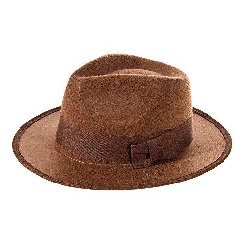Explorer Hat Dressing Up Costume (Brown)