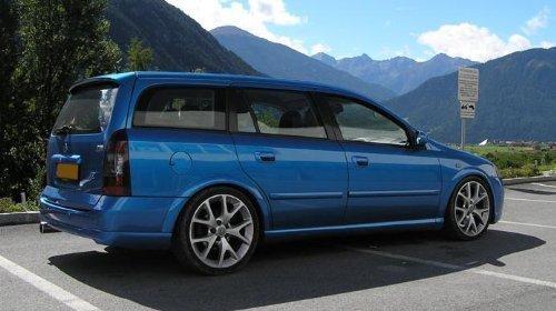 Opel Astra G Heckspoiler Spoiler OPC Heckspoiler