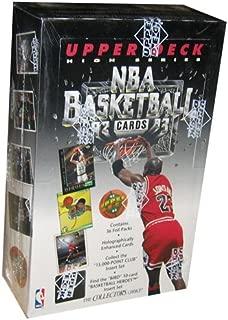 Best 1992 93 upper deck basketball box Reviews
