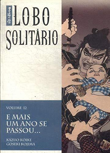 Manga Lobo Solitário Volume 4 O Guardião dos Sinos