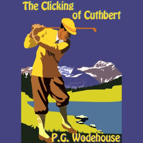 The Clicking of Cuthbert audiobook cover art