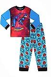 Disney Spider-Man Jungen Spiderman Schlafanzug Rot