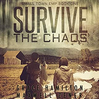 Page de couverture de Survive the Chaos