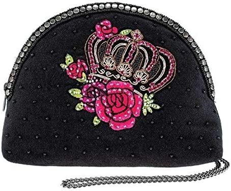 Mary Frances Crossbody Makeup Bags Queen of Everything product image