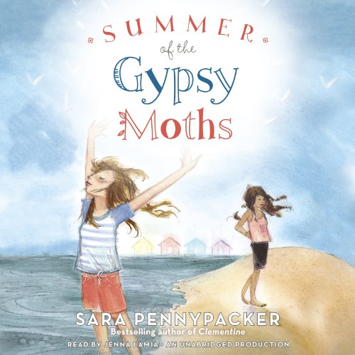 Summer of the Gypsy Moths audiobook cover art