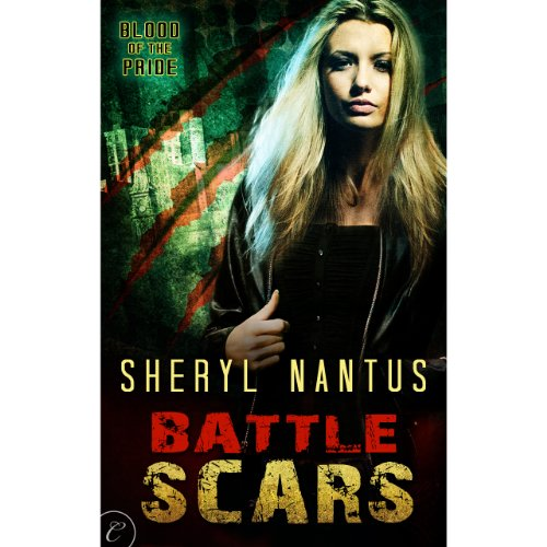 Battle Scars audiobook cover art