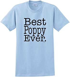 ZoDong Best Poppy Ever T-Shirt Light Blue