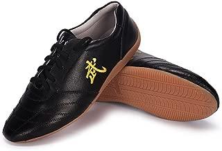 Men Adults Chinese Tai-Chi Wu Shu Kung Fu Shoes Basic Style for Daily Training Morning Exercises Shoes