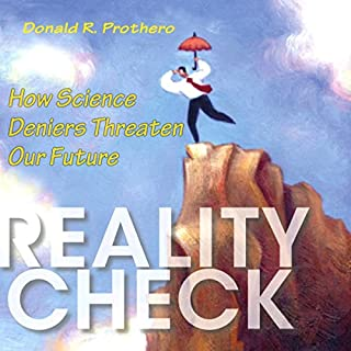 Reality Check audiobook cover art