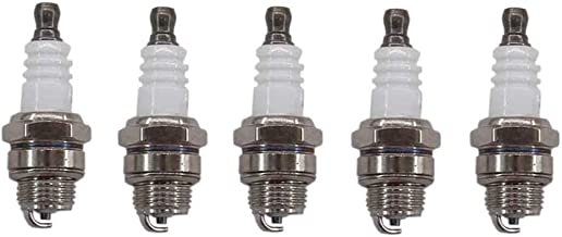 AISEN Pack of 5 Spark Plug for STIHL 017 018 020 021 023 024 025 026 034 036 038 039 044 046 064 066 084 088 MS170 MS180 MS200 MS210 MS230 MS240 MS250 TS400 TS410 TS420 TS460 TS700 TS800 Chainsaw