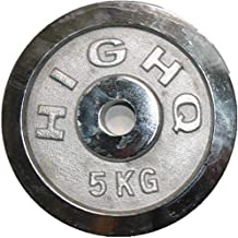 Emfil iron Gym Weight Plate dumbbell 5 kg