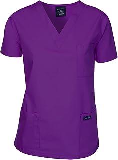 Dagacci Scrubs Medical Uniform Men Scrubs Shirts Medical Scrubs Top