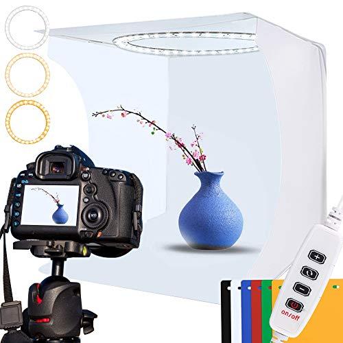 DUCLUS -  Fotobox Lichtzelt
