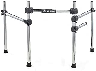 Alesis Surge Pro Chrome Metal Electronic Drum Rack [ Compatible w/DM4, DM5, DM6, DM7, DM10 and most other Alesis/Roland/Yamaha/Simmons/Ion Sets]