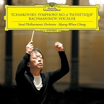 """Tchaikovsky: Symphony No.6 """"Pathétique"""" / Rachmaninov: Vocalise"""