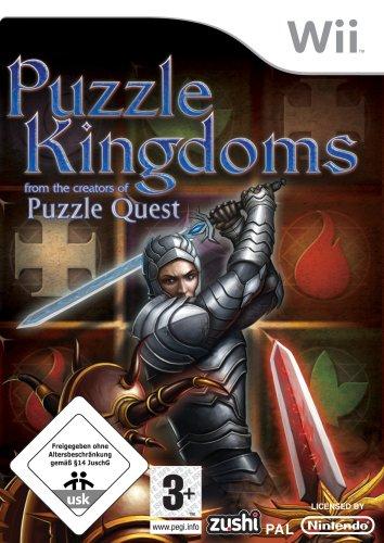 Puzzle Kingdoms [import allemand]