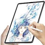 「PCフィルター専門工房」iPad Pro 12.9 (2020 / 2018) ペーパーライク フィルム 紙のような描き心地 反射低減 アンチグレア 保護フィルム ペン先の磨耗低減仕様 第3/第4世代対応