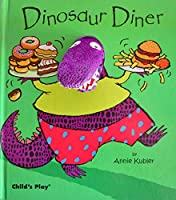 Dinosaur Diner (Finger Puppet Books)