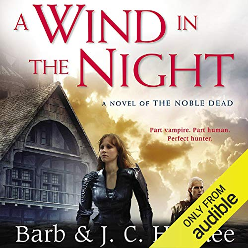 A Wind in the Night audiobook cover art