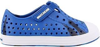 Skechers Boy's, Guzman 2.0 Swirlers Slip on Shoes