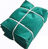 Benavji Shade Net Garden Netting Green House Agro Uv Stavibilized 50% (320 Square ft,32ft.X10ft.)