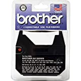 3 X Brother 1230 Correctable Ribbon for Daisy Wheel Typewriter (2 Pack)