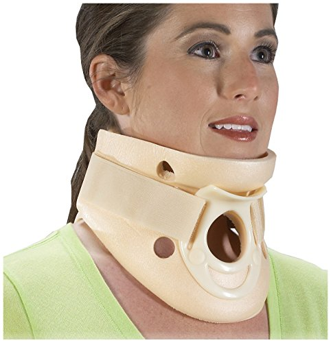 Bilt-Rite Mastex Health 3 1/4 Inch Immobilizer Collar, Beige, Small