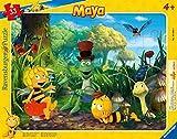 Ravensburger Spieleverlag La Abeja Maya y Sus Amigos, Puzzle para niños, 33 Piezas, 5086