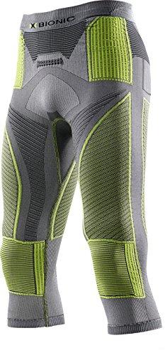 X-Bionic Collant de Compression pour Adulte imperméable Evo UW Pants Medium XXL Multicolore - Iron/Yellow
