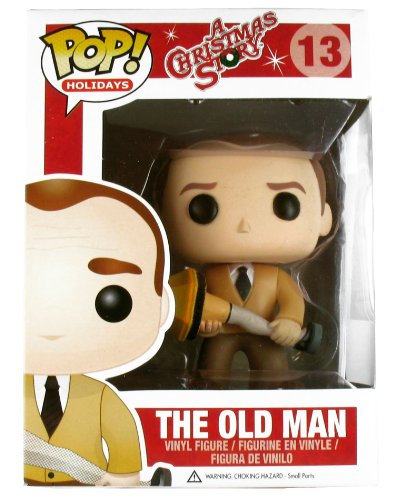 Funko POP Movies: A Christmas Story The Old Man Vinyl Figure by FunKo