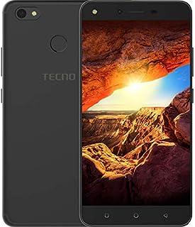 Tecno Spark Dual SIM - 16GB, 3G, Black