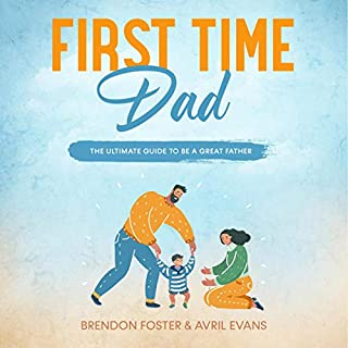 First-Time Dad cover art