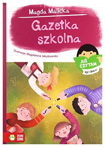 Gazetka szkolna: Już czytam sylabami