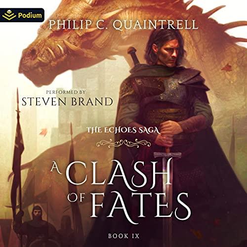 A Clash of Fates cover art