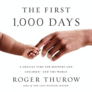 The First 1,000 Days audiobook cover art