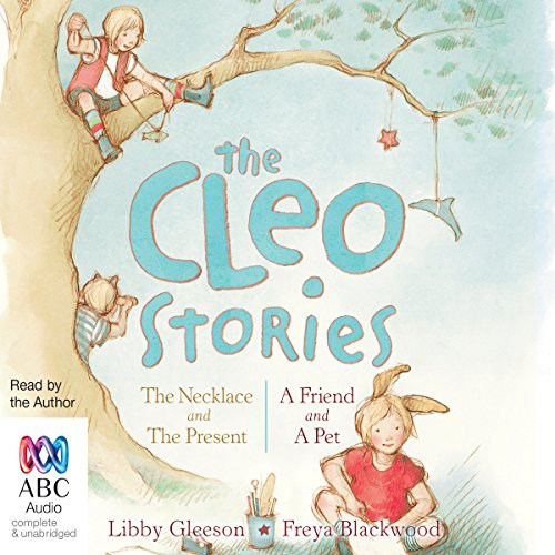The Cleo Stories cover art