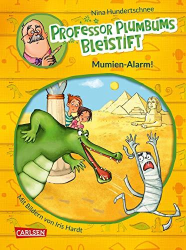 Professor Plumbums Bleistift 1: Mumien-Alarm! (1)