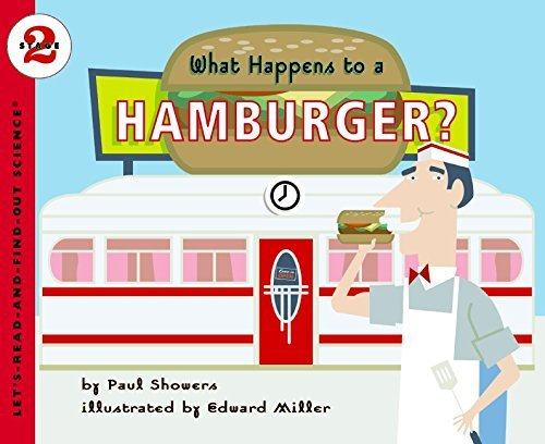 What Happens to a Hamburger? (Let's-Read-and-Find-Out Science 2) (English Edition)